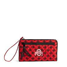 Ohio State University Wristlet  Red,Black