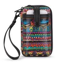 Sakroots Smartphone Wristlet Radiant One World
