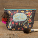 Natural Life Canvas Pouch Do What You Love