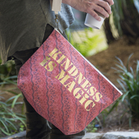 Natural Life Canvas Carryall Kindness Magic