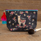 Canvas Pouch No Probllama