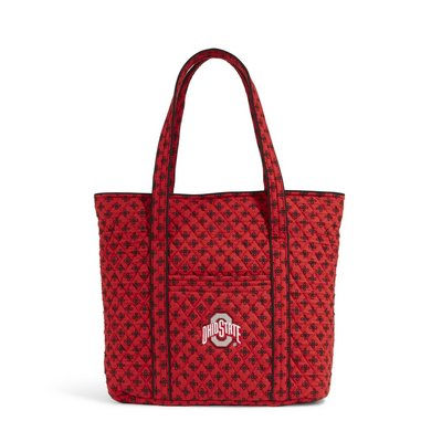 Ohio State University Tote Red,Black