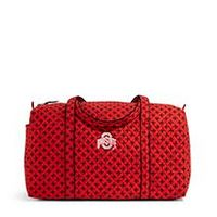 Ohio State University Duffle Red,Black