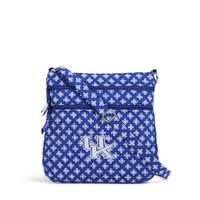 Vera Bradley University of Kentucky Triple Zip Hipster