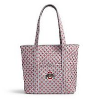 Ohio State University Tote Grey,Red
