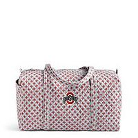 Ohio State University Duffle Grey,Red