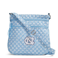 Vera Bradley Triple Zip Hipster University of North Carolina