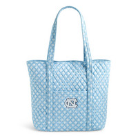 Vera Bradley Vera Tote Bag University of North Carolina