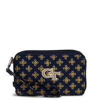Vera Bradley RFID All in One Crossbody Georgia Tech