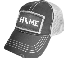 Rubys Rubbish CA Home Mesh Hat