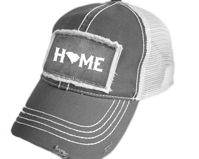 Rubys Rubbish SC Home Mesh Hat