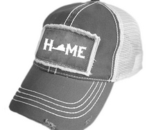 Rubys Rubbish VA Home Mesh Hat