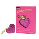 Blingsting Ahh larm Personal Alarm Keychain by Blingsting, Pink Glitter, 115 decibels