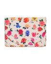 BANDO LOGGED ON LAPTOP SLEEVE, COMING UP ROSES