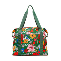 Bando Getaway weekender bag, superbloom emerald