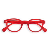 Reading Glasses #C Red Crystal 2.50