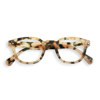 Reading Glasses #C Light Tortoise 2.50
