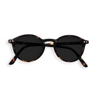 Sunglasses #D Tortoise Grey Lenses 0.00