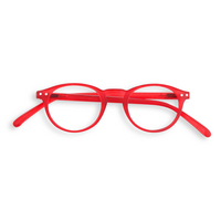 Reading Glasses #A Red Crystal 2.50