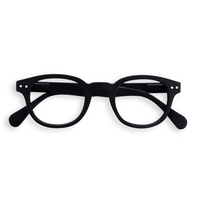 Reading Glasses #C Black 2.50