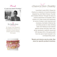 Chavez for Charity  Dr. Susan Love Research Foundation