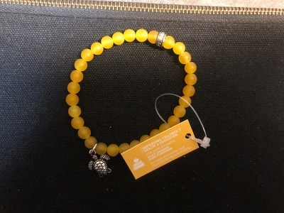 Chavez for Charity Game On Collection Bracelet Alexs Lemonade Stand