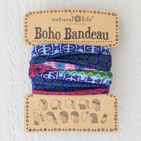 Natural Life Boho Bandeau Multi Strip