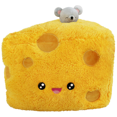 Squishable Comfort Food Cheese Wedge