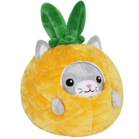 Squishable Kitty in Pineapple