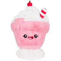 Squishable Comfort Food Strawberry Milkshake