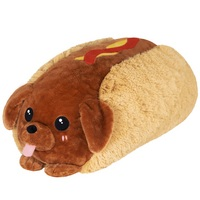 Squishable Dachshund Hot Dog
