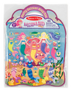 Melissa and Doug Puffy Sticker Play Set , Mermaid