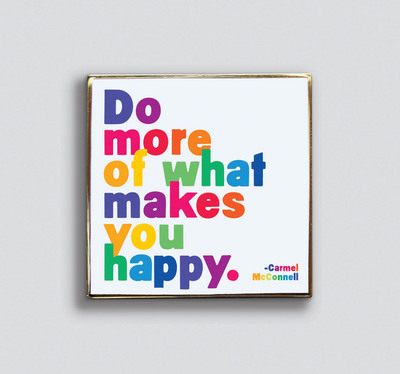 do more of what magnet