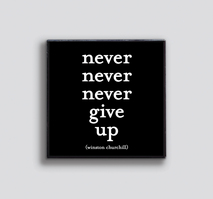 Pin  Never Give Up