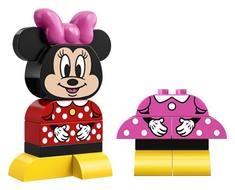 LEGO  DUPLO Disney  tm  My First Minnie Build 10897