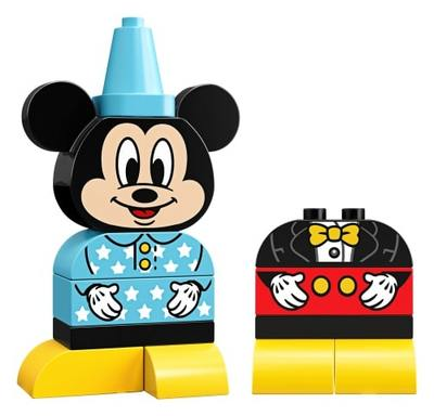 LEGO  DUPLO Disney  tm  My First Mickey Build 10898