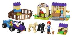 LEGO  Friends  Mias Foal Stable 41361