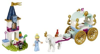 LEGO  Disney Princess  Cinderellas Carriage Ride 41159