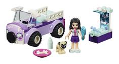 LEGO  Friends  Emmas Mobile Vet Clinic 41360