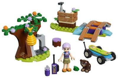 LEGO  Friends  Mias Forest Adventure 41363