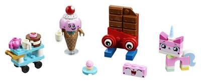 LEGO  Movie  Unikittys Sweetest Friends EVER  70822