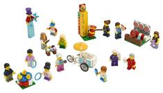 LEGO  City Town  People Pack  Fun Fair 60234