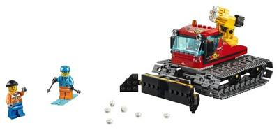 LEGO  City Great Vehicles  Snow Groomer 60222