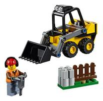 LEGO  City Great Vehicles  Construction Loader 60219
