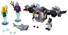 LEGO  Super Heroes  Batman tm Batsub and the Underwater Clash 76116