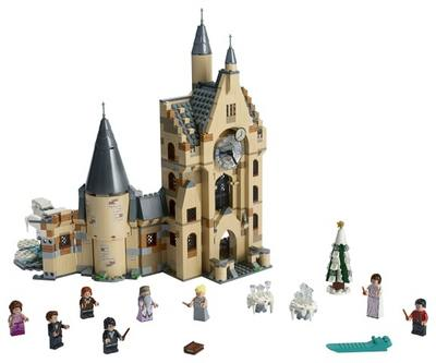 LEGO  Harry Potter  tm  Hogwarts tm Clock Tower 75948