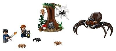 LEGO  Harry Potter  tm  Aragogs Lair 75950