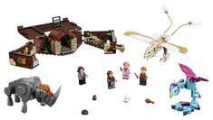 LEGO  Harry Potter  tm  Newts Case of Magical Creatures 75952