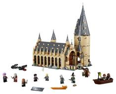 LEGO  Harry Potter  tm  Hogwarts tm Great Hall 75954