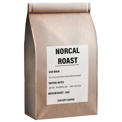 NorCal Roast  One Tree Planted  Our City Coffee